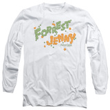 Long Sleeve: Forrest Gump - Peas And Carrots T-Shirt