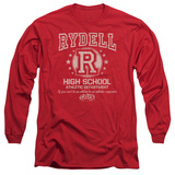 Long Sleeve: Grease - Rydell High T-shirts