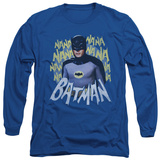 Long Sleeve: Batman Classic TV - Theme Song Shirt