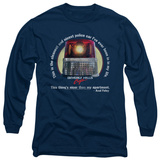 Long Sleeve: Beverly Hills Cop - Nicest Police Car Shirts