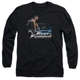 Long Sleeve: Fast & Furious - Car Ride T-shirts