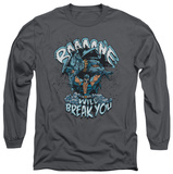 Long Sleeve: Batman - Bane Will Break You Long Sleeves