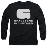 Long Sleeve: Caprica - Graystone Industries T-Shirt