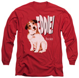 Long Sleeve: Frasier - Eddie T-Shirt