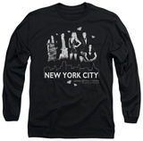 Long Sleeve: Gossip Girl - NYC Shirt