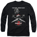 Long Sleeve: Child's Play 2 - Jack Poster T-shirts