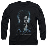 Long Sleeve: Batman Arkham Origins - Joker T-shirts
