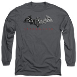 Long Sleeve: Batman Arkham City - Logo T-Shirt