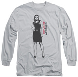 Long Sleeve: Covert Affairs - Annie Walker T-shirts