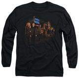 Long Sleeve: Bates Motel - Cast T-Shirt