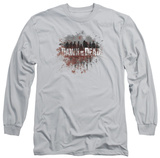 Long Sleeve: Dawn Of The Dead - Creeping Shadows T-Shirt