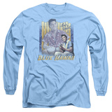 Long Sleeve: Elvis Presley - Blue Hawaii T-Shirt