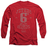 Long Sleeve: Beverly Hillbillies - Mr 6th Grade Grad Long Sleeves