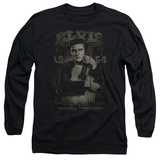 Long Sleeve: Elvis Presley - 1954 T-shirts