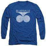 Long Sleeve: Concord Music - Bluesville Distress T-shirts