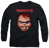 Long Sleeve: Childs Play 3 - Chucky T-shirts