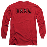 Long Sleeve: Elvis Presley - Jailhouse Rock T-shirts