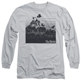 Long Sleeve: Birds - Evil T-shirts