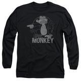 Long Sleeve: Family Guy - Evil Monkey Shirt