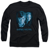 Long Sleeve: Bates Motel - Apple Tree T-shirts