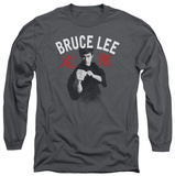 Long Sleeve: Bruce Lee - Ready Shirt