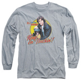 Long Sleeve: BJ & The Bear - Keep On Truckin T-shirts