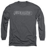 Long Sleeve: Concord Music - Riverside Distressed T-shirts