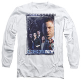 Long Sleeve: CSI NY - Watchful Eye T-shirts