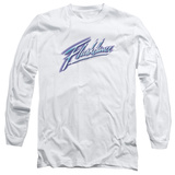 Long Sleeve: Flashdance - Logo T-Shirt