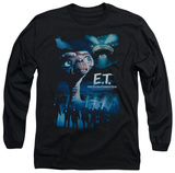 Long Sleeve: E.T. - Going Home T-shirts