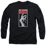 Long Sleeve: Concord Music - Stax Distressed T-Shirt