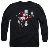 Long Sleeve: Batman - Harley And Joker T-shirts