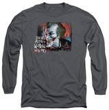 Long Sleeve: Batman Arkham City - Plenty Wrong T-Shirt