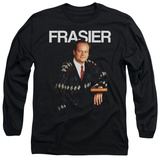 Long Sleeve: Cheers - Frasier T-Shirt