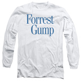 Long Sleeve: Forrest Gump - Logo T-shirts