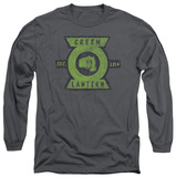 Long Sleeve: Green Lantern - Section T-Shirt