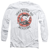 Long Sleeve: Bruce Lee - Jeet Kune T-Shirt