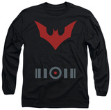 Long Sleeve: Batman Beyond - Beyond Costume T-Shirt