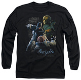 Long Sleeve: Batman Arkham Origins - Punch Long Sleeves