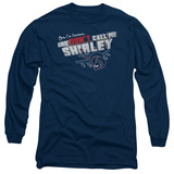 Long Sleeve: Airplane - Don't Call Me Shirley Shirts