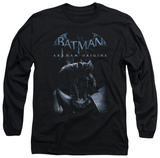Long Sleeve: Batman Arkham Origins - Perched Cat Long Sleeves