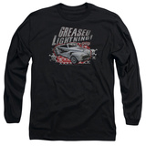 Long Sleeve: Grease - Greased Lightening T-Shirt