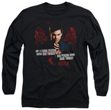 Long Sleeve: Dexter - Good Bad T-shirts