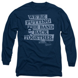 Long Sleeve: Blues Brothers - Band Back T-shirts
