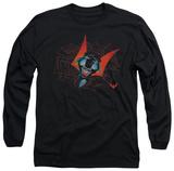 Long Sleeve: Batman Beyond - Swooping Down T-shirts