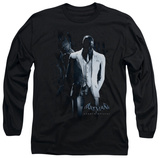 Long Sleeve: Batman Arkham Origins - Black Mask T-shirts