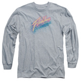 Long Sleeve: Flashdance - Spray Logo T-shirts