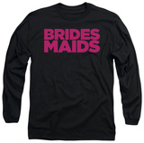 Long Sleeve: Bridesmaids - Logo T-shirts