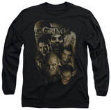 Long Sleeve: Grimm - Wesen T-Shirt