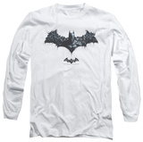 Long Sleeve: Batman Arkham Origins - Bat Of Enemies T-Shirt